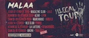 BAN TOUR MALAA V4